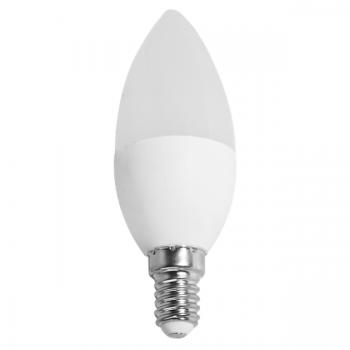 LED лампа C37-7W-E14-4100K
