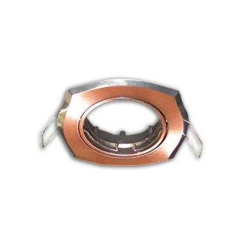 Светильник точечный CT D405AB (красная медь)
